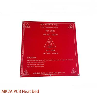 3D printer RepRap PCB Heatbed MK2a