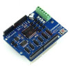 L298P Shield R3 DC Motor Driver Module 2A H-Bridge 2 way For Arduino UNO 2560