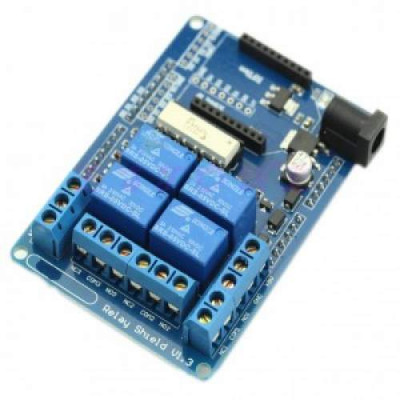 4 channel 5V Relay module extension board Relay Shield V1.3 for arduino compatible