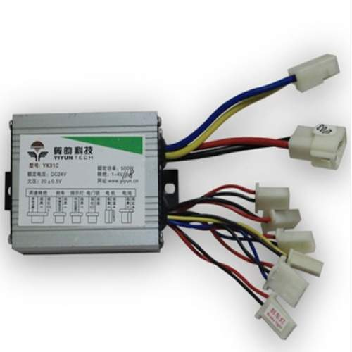 24V 250w motor speed controller motor brushed controller scooter parts