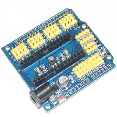 Multi-Function UNOR3 UNO R3 Nano 3.0 Shield Expansion Development Board DIY Starter Kit for Arduino