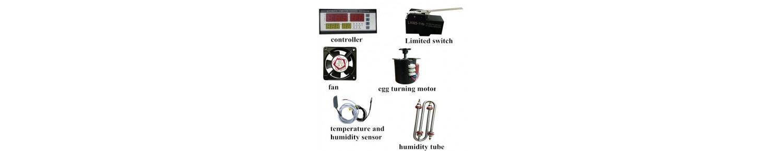 Incubator Parts