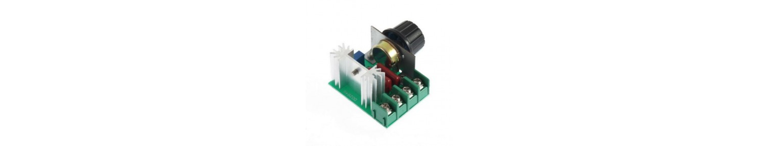 SCR Voltage Regulators