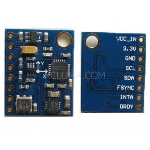 10DOF HMC5883L MPU6050 GYROSCOPE ACCELERATION MWC FLY CONTROL GY-87 GY87