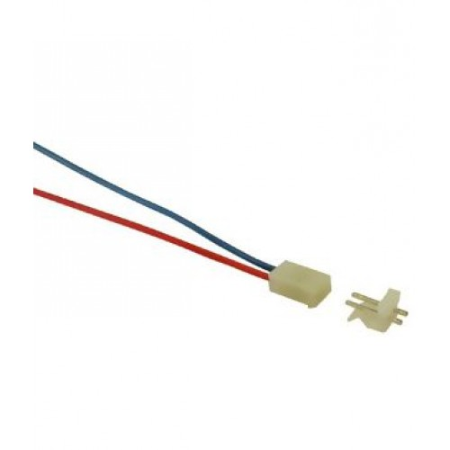 2 Pin Polarized Relimate Connector