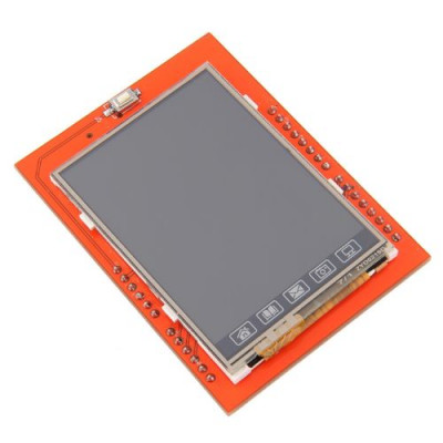 "2.4 INCH 2.4"" TFT LCD Shield Touch PANEL MICRO SD READER FOR ARDUINO"