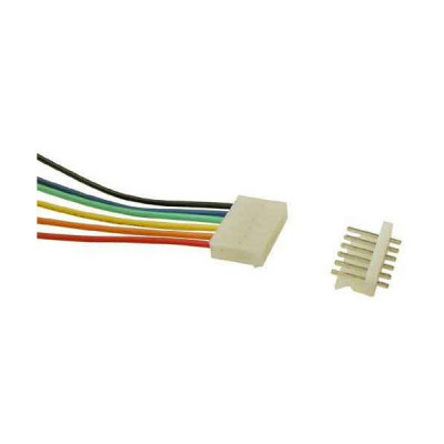 6 Pin Polarized Relimate Connector