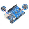 ARDUINO UNO R3 COMPATIBLE BOARD ATMEGA328P | CH340G | NO USB CABLE