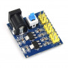 DC DC 12V to 3.3V 5V 12V Power Module Multi Output Voltage Conversion Module
