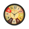 12 Inches 30Cm Designer Wall Clock for Home, Living Room, Bedroom, Kitchen (Model 1)