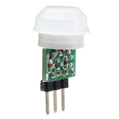 Micro Human Body Sensing Module PIR Module Infrared Module Pyroelectric Human Body Infrared Sensor Module