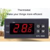 STC-1000 12V LCD Digital Thermostat Temperature Control dual Relay HOT and COLD
