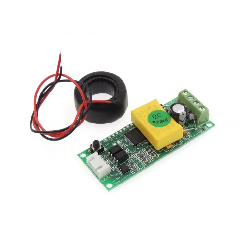 Pzem-004T AC 80~260V 100A Mini Multifuncion Power Energy Amp Voltage Monitor Meter Communication Module with CT Coil