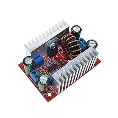 400W 15A Step-up Boost Converter LED Driver 8.5-50V to 10-60V Voltage Constant Current Module