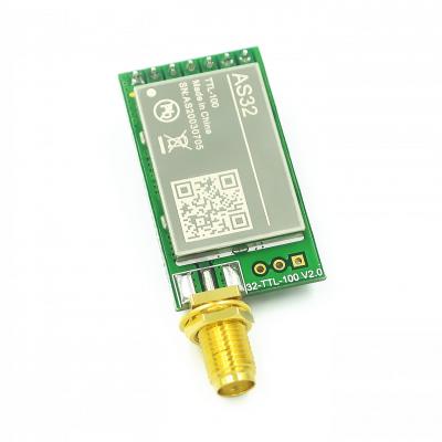 SX1278/SX1276 wireless module | 433MHZ wireless serial | LORA spread 3000 m | UART interface