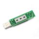 USB Charge Current Detection load Testing instrument 2A/1A Discharge Aging Resistance USB Power Adapter