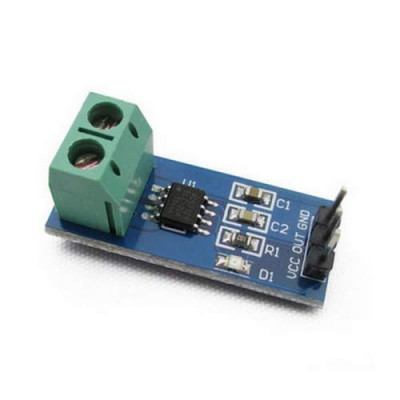 20A  ACS712 Hall Current Sensor Module