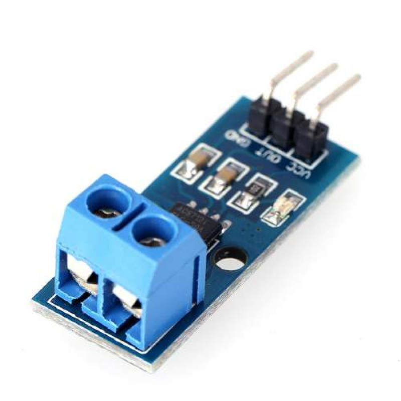 30a Acs712 Hall Current Sensor Module