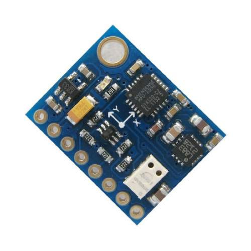 10dof Hmc5883l Mpu6050 Gyroscope Acceleration Mwc Fly