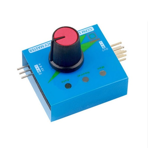 SERVO TESTER 3CH ECS CONSISTENCY SPEED CONTROLER POWER CHANNELS