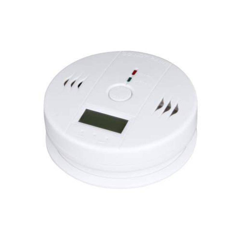 Carbon Monoxide Gas Sensor Warning Alarm Detector Kitchen