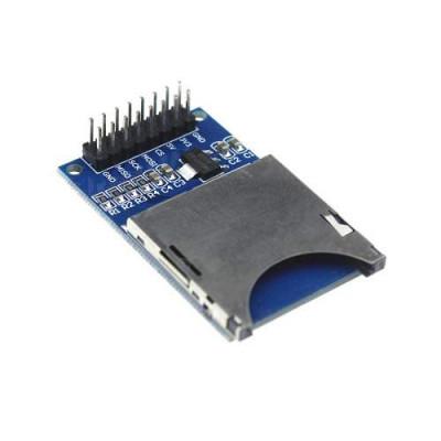 SD Card Reader interfacing Module