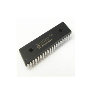 PIC16F877A Flash 8kbyte 4MHz Microcontroller