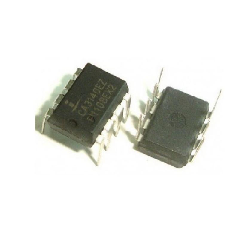 Ca3140ez Dip 8 Ca3140 Bimos Operational Amplifier