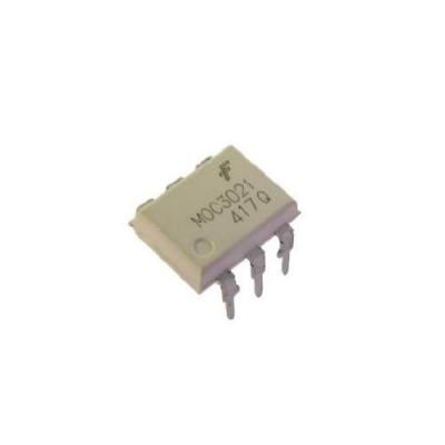 MOC3021 Non-Zero Crossing Triac Driver Optocoupler