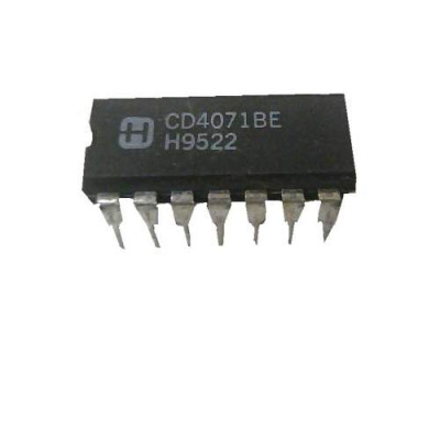 4071 CD4071BE Quad 2-Input OR Gate