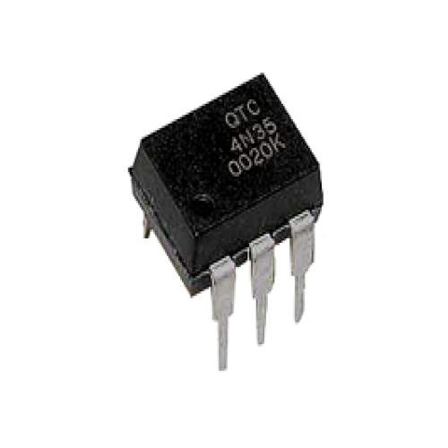 4N35 Phototransistor Optocoupler