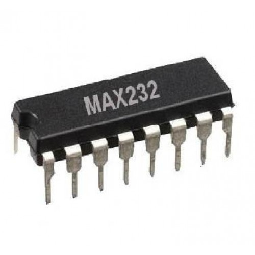 MAX232 RS232 to TTL Level Converter