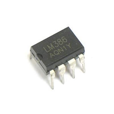 LM386 UTC-386 Low Voltage Audio Power Amplifier