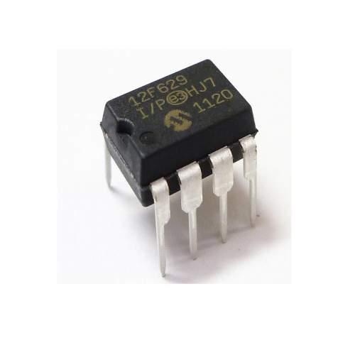 PIC12F629 12F629 Microcontroller