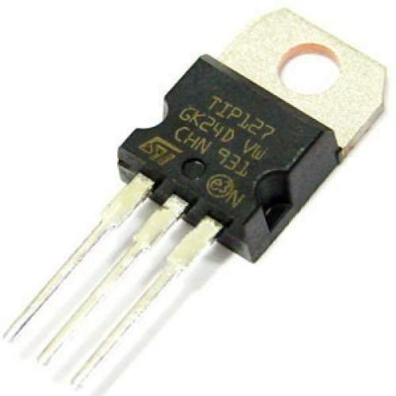 Tip127 Pnp Power Darlington Transistor