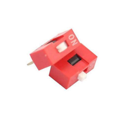 1 Positions DIP Switch