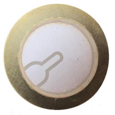 Piezoelectric Transducer Sensor-Piezo Disk Buzzer