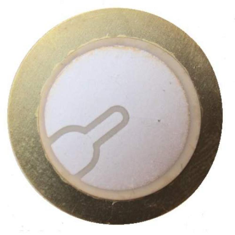Piezoelectric Transducer Sensor Piezo Disk Buzzer