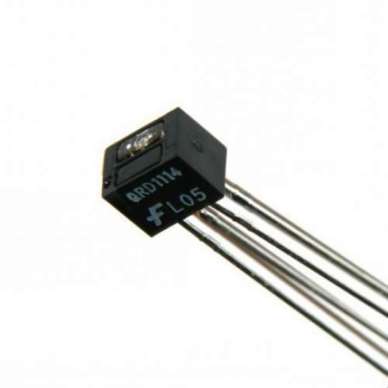 Qrd1114 Reflective Optical Phototransistor Sensor Pcb Mount