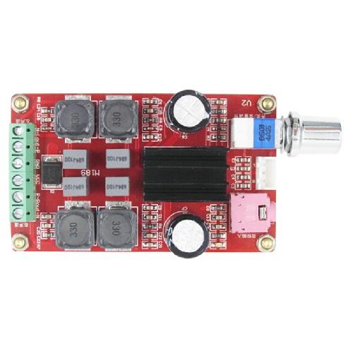 XH-M189 2*50W digital amplifier board DC 24V TPA3116D2 two-channel stereo amplifier board