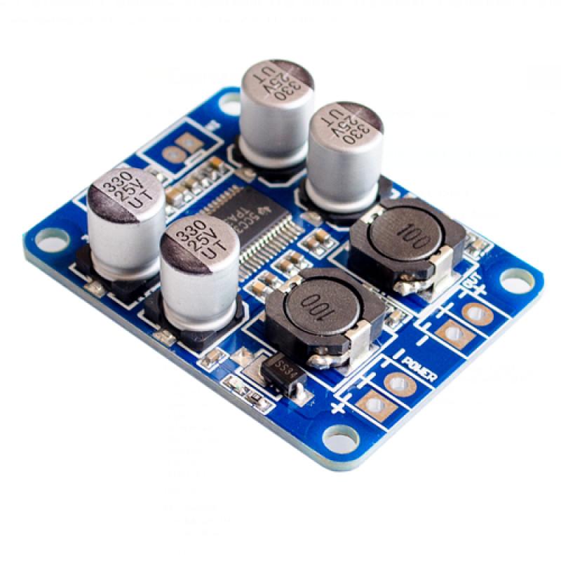 PBTL mono digital amplifier board 1X60W 12V 24V POWER AMP