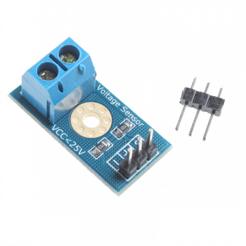 VOLTAGE SENSOR FOR ARDUINO DC RASPBERRY PI AMPLIFIER DIGITAL CURRENT DC0-25V