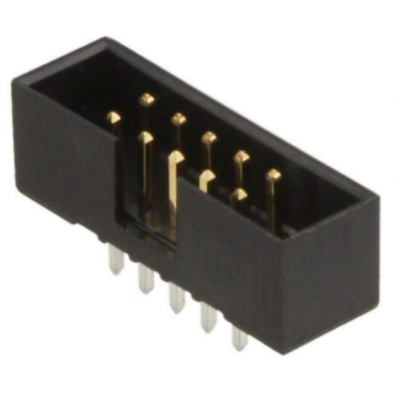 10 Pin Frc Box Header