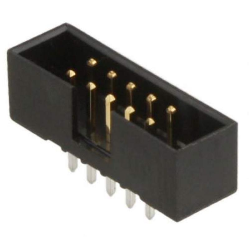 10 Pin Frc Box Header