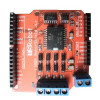 L298P 2A H-BRIDGE DC MOTOR DRIVER ARDUINO SHIELD