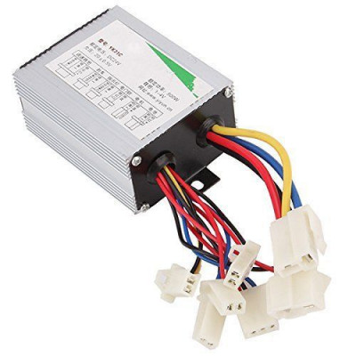 12V 500W Electric Brush Motor Controller DC Motor Speed Control for E-Scooter