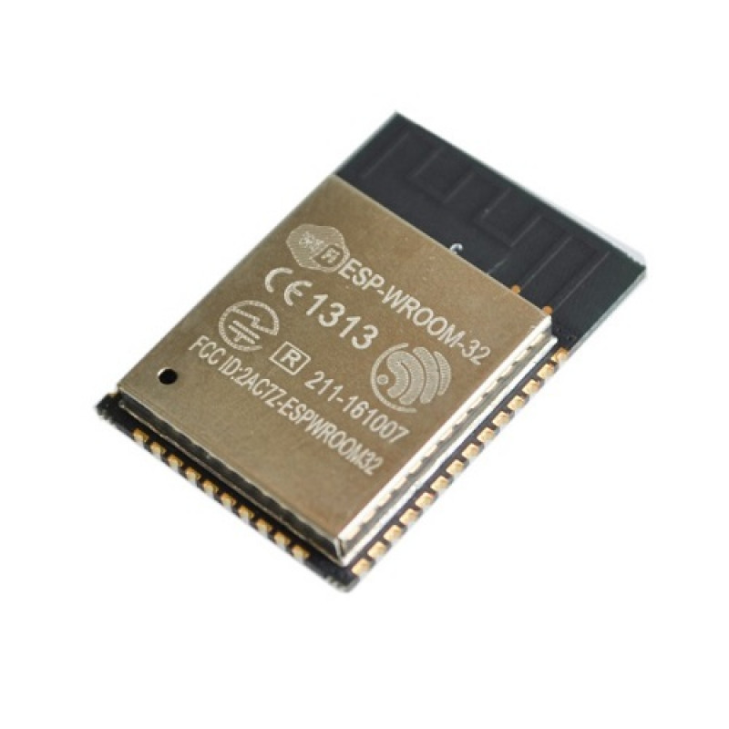 ESP32 ESP-32 ESP-32S ESP 32 Wroom WiFi Bluetooth Ultra-Low Power  Consumption Dual Core Module
