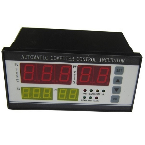 xm-18 Digital automatic small egg incubator thermostat controller With Temperature And Humidity Sensor