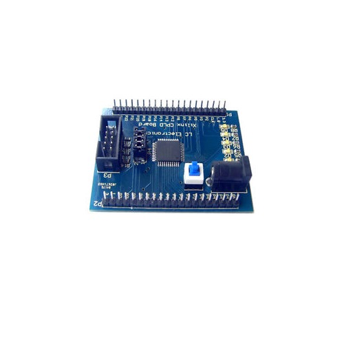 Xilinx CoolRunner-II XC2C32A CPLD Development Learning Board