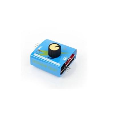 Multi Servo Tester 3CH Consistency Speed Controller Power Channels CCPM
